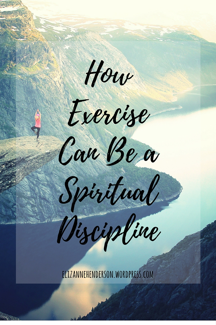 How Exercise Can Be a Spiritual Discipline